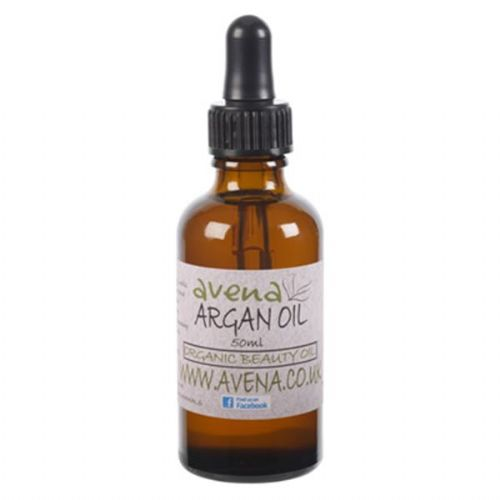 Avena Argan Oil Cold Pressed Organic (Argania Spinosa) 50ml